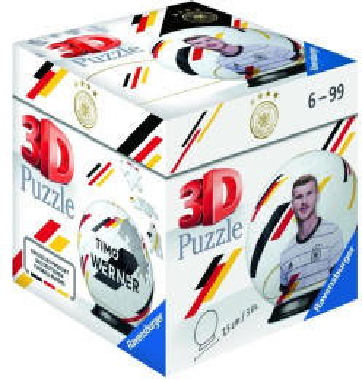 Ravensburger 3D Puzzleball - DFB-Nationalspieler Timo Werner