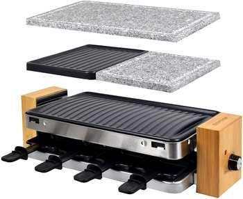 Syntrox Germany Chef-Grill RAC-1500WB Lugano