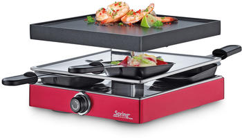 Spring Raclette Classic 4 rot