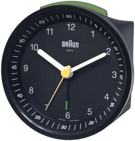 Braun BC07 Classic Radio Controlled European schwarz (BC07B-DCF)