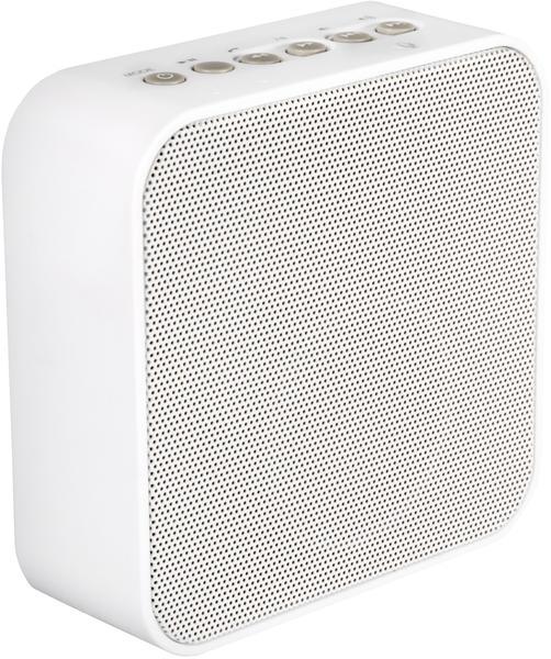 AudioAffairs Plug Radio weiß