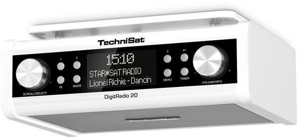 TechniSat DigitRadio 20 weiß