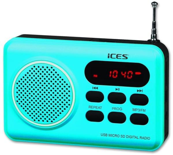 Ices IMPR-112 (Blau)