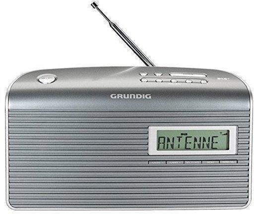 Grundig Music GS 7000 DAB+ grau