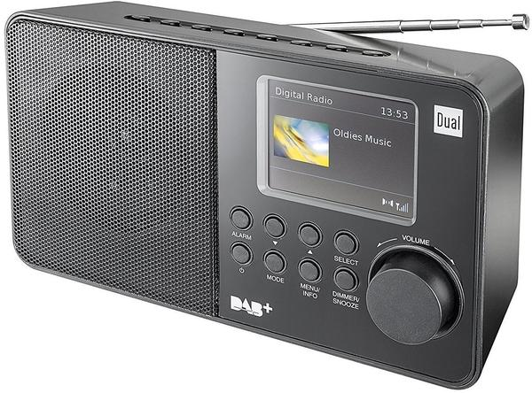 Dual DAB 18 C Digitalradio