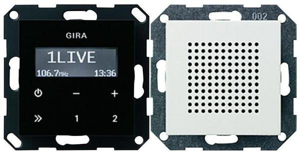 Gira Unterputz-Radio RDS reinweiß (228003)