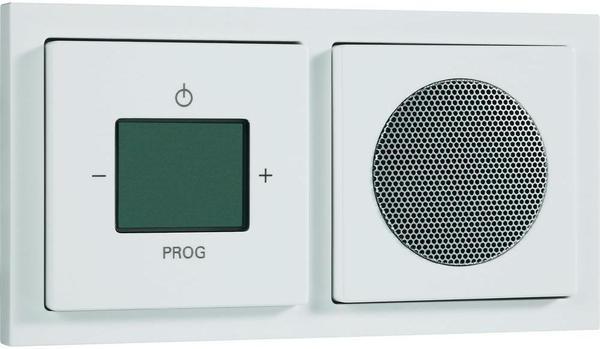 Busch-Jaeger DigitalRadio Komplettset studioweiß (8220-84)