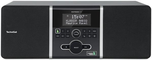 TechniSat DigitRadio 305 Klassik Edition anthrazit