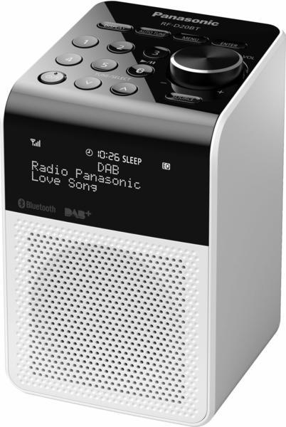 Panasonic RF-D20BT schwarz/weiß