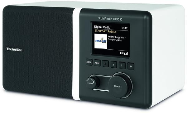 TechniSat DigitRadio 300 C weiß