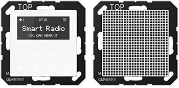 Jung Smart Radio DAB+ DAB A WW Weiß