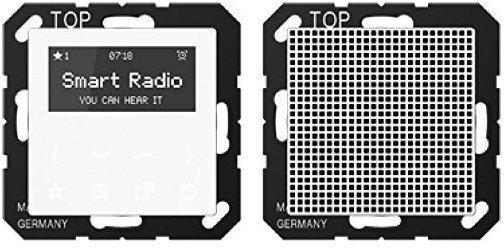 Jung Smart Radio DAB+ DAB A WW Weiß