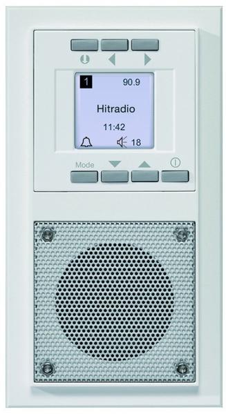 Peha Unterputz-Radio (reinweiß, 20.485.02)