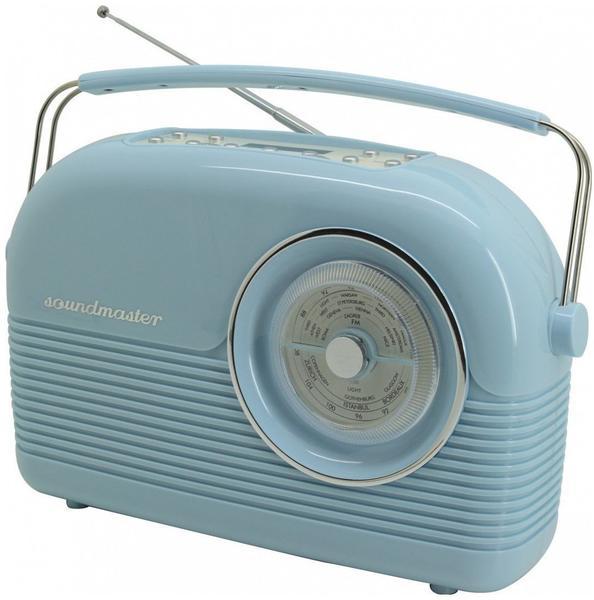 Soundmaster DAB450BL blau
