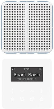 Jung Serie CD Smart Radio - Set Mono (RAD CD 518)