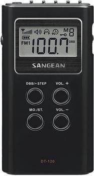 Sangean DT-120 schwarz