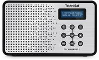 TechniSat TechniRadio 2 schwarz/silber