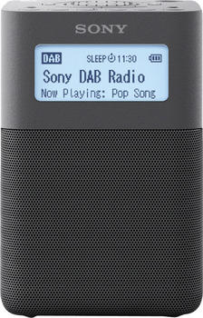 Sony XDR-V20D grau