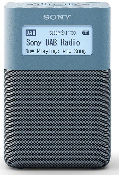 Sony XDR-V20D blau