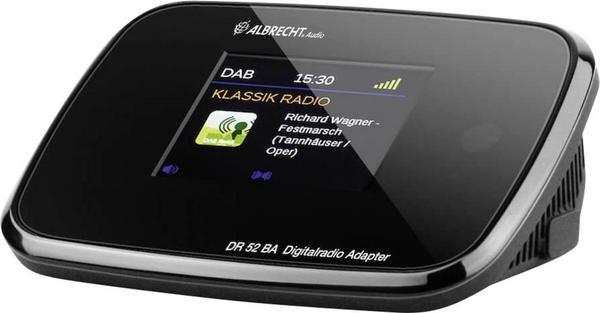 Albrecht DR 52 BA USB, DAB+, Bluetooth