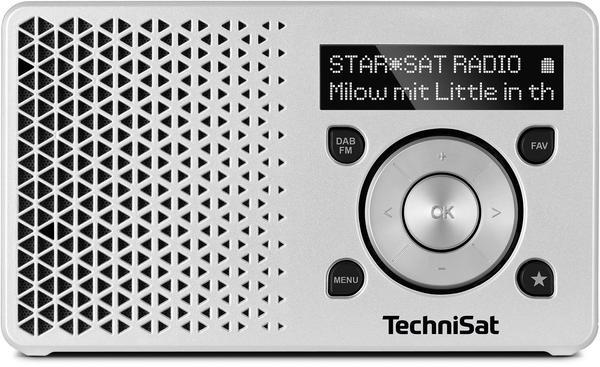 Technisat DigitRadio 1 silber