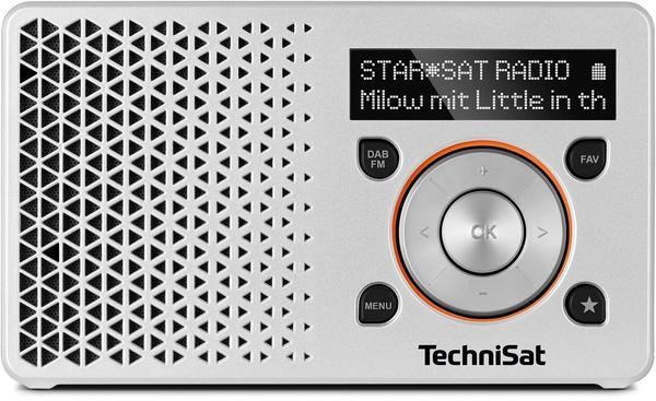 Technisat DigitRadio 1 silber/orange