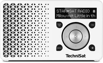 Technisat DigitRadio 1 weiß/silber