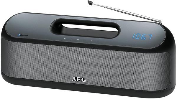 AEG SR 4842 schwarz-silber