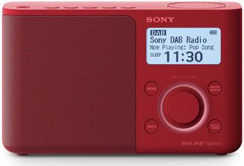 Sony XDR-S61D rot