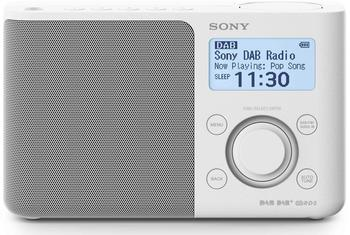 sony-xdr-s61d-weiss