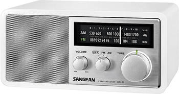 Sangean WR-11 weiß