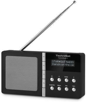 TechniSat TechniRadio 1 schwarz