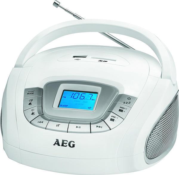 AEG SR 4373 weiß