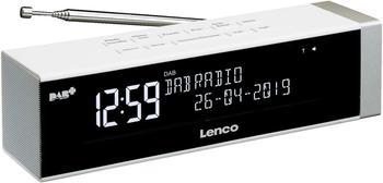 Lenco CR-630 weiß