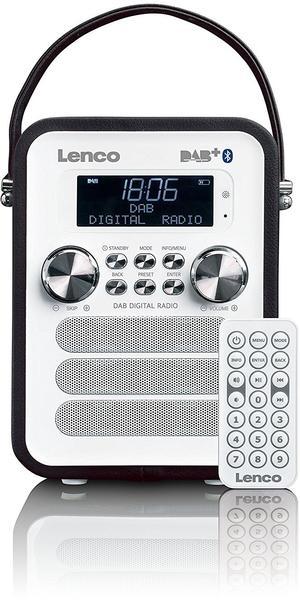 Lenco PDR-050 schwarz