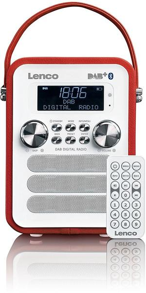 Lenco PDR-050 rot