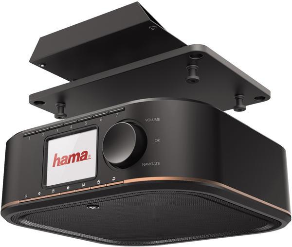 Hama DR350 schwarz