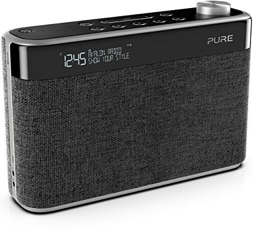 PURE Avalon N5 (Charcoal)