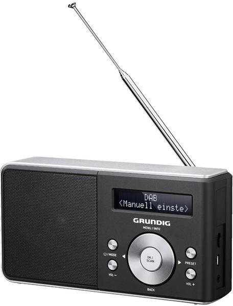Grundig Music 5000 DAB+ schwarz