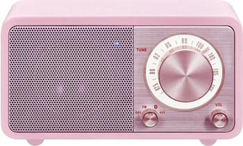 Sangean WR-7 Pink
