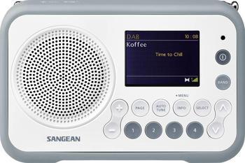 Sangean Traveller 760 weiß