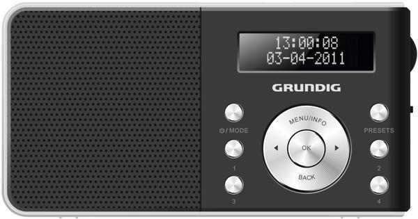 Grundig Music 6000 DAB+ schwarz