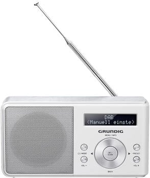 Grundig Music 5000 DAB+ weiß