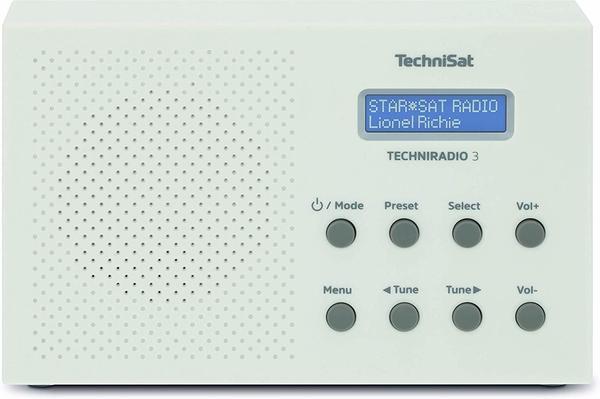 TechniSat Techniradio 3 DAB+ weiß