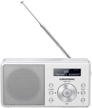 Grundig Music 6000 DAB+ weiß