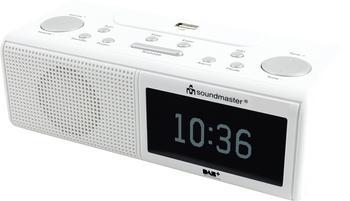 soundmaster-ur8350we-dab-radiowecker-aux-usb-weiss