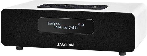 Sangean DDR-36 BT weiß