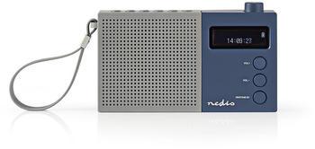 Nedis RDDB2210 Digital DAB+ blau