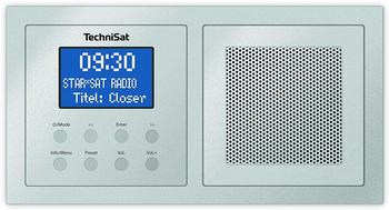 TechniSat DigitRadio UP 1 silber