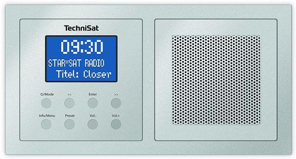 TechniSat DigitRadio UP 1 silber